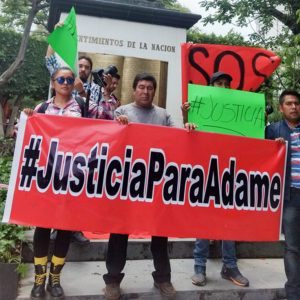 Familiares de Salvador Adame aceptan peritaje de la PGR