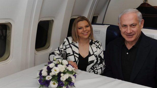 La visita de Netanyahu