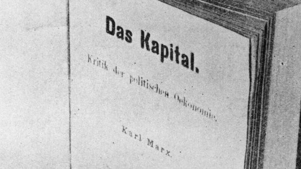 """Los más de 500 errores en la traducción de """"El capital"""" de Marx"""