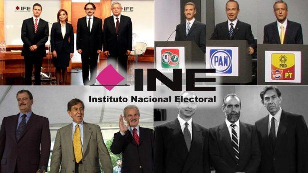 Definidos temas y sedes para los debates de candidatos presidenciales
