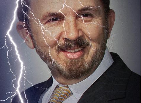 Calaverita para Alejandro Junco, dueño de Reforma