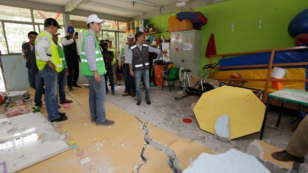Cuatro millones de estudiantes fueron afectados por el sismo: SEP