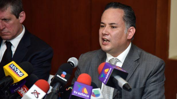 Desiste Santiago Nieto de su pretensión de reinstalacón en la Fepade