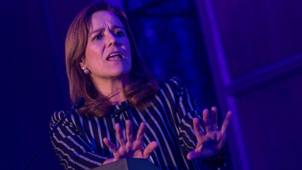 Margarita Zavala analiza si renuncia al PAN