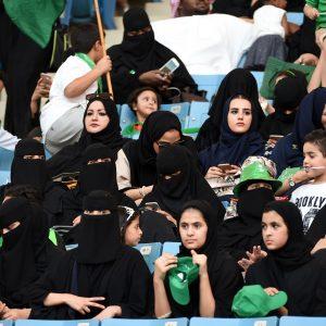 Mujeres podrán entrar a los estadios más importantes de Arabia Saudita