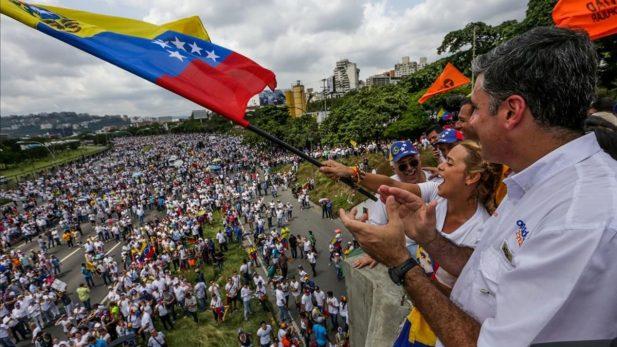 Oposición de Venezuela gana premio Sájarov