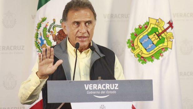 Veracruz recuperó 722 mdp desviados por Duarte: Yunes Linares