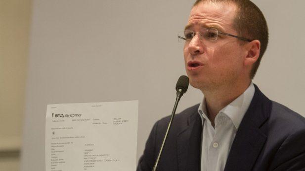 Panistas deben elegir entre Frente Ciudadano u otro candidato: Anaya