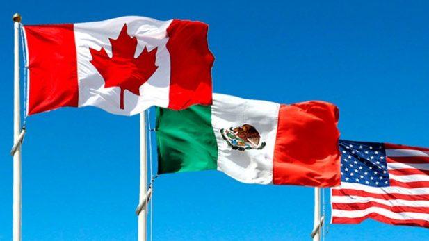 México afirma que renegociación de TLCAN sigue su curso