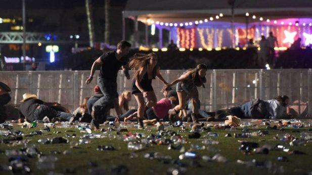 Identifican al autor del tiroteo en Las Vegas