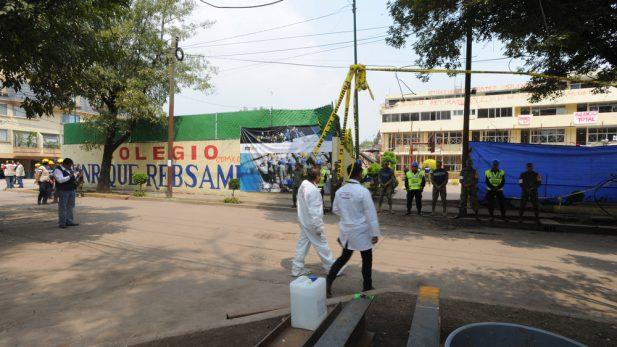 SEP anula autorización para que Colegio Rébsamen continúe
