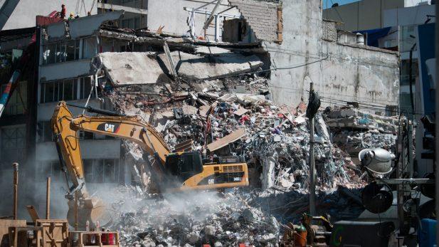 CNDH recibió 127 quejas por sismo del 19S