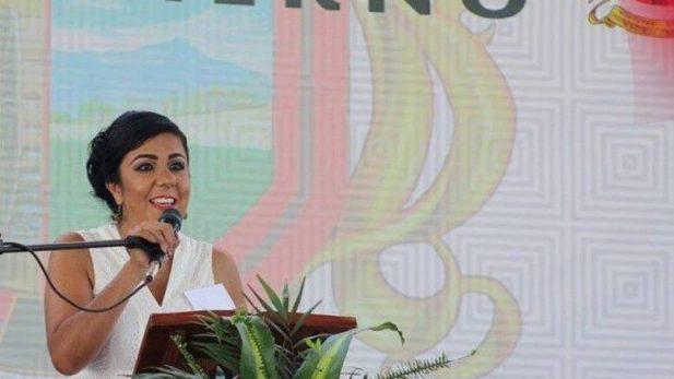 PGJE detiene a la alcaldesa Gisela Vázquez por homicidio