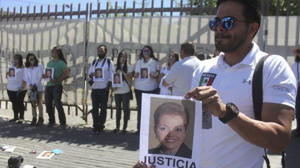 FGE-Chihuahua filtra información sobre homicidio de Miroslava Breach