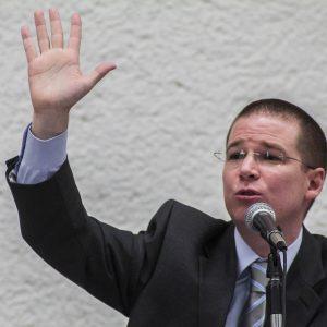 Ricardo Anaya asegura que ganará juicio a El Universal