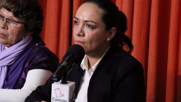 Yndira Sandoval, la prepotencia