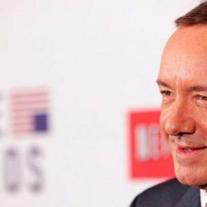 Netflix rompe con Kevin Spacey tras acusaciones de acoso sexual