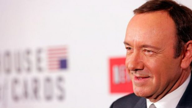 De la fama al repudio en menos de 7 días — Kevin Spacey