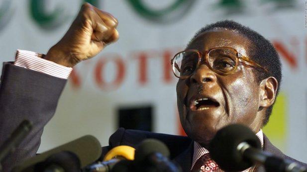 Mugabe, expresidente de Zimbabue, recibe inmunidad política a cambio de renuncia
