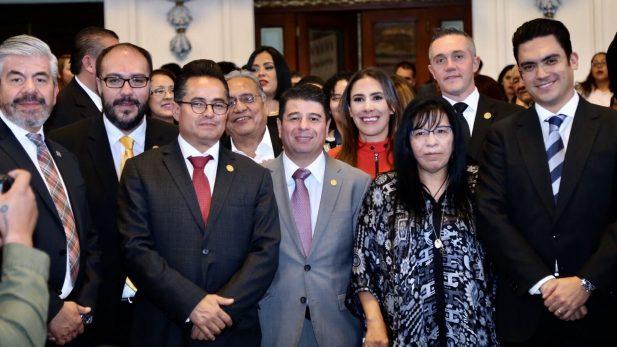 Nashieli Ramírez es nombrada presidenta de CDHCDMX