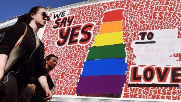 "Australia dice ""sí"" a matrimonios igualitarios"