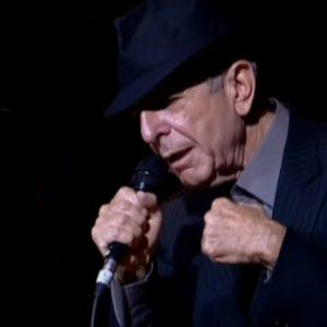 """En 2016 fallece Leonard Cohen, cantante, compositor, novelista y poeta canadiense. """"Hallelujah"""""""
