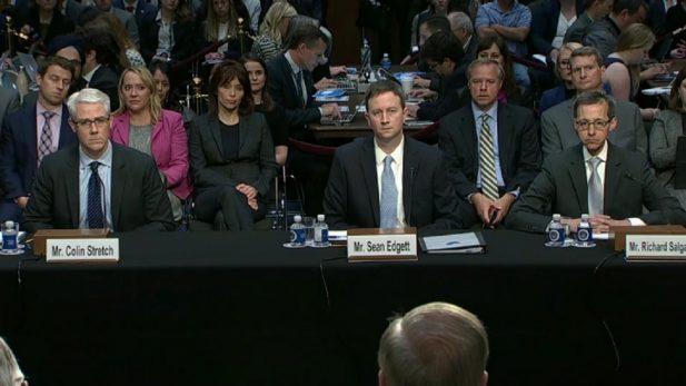 Facebook, Twitter y Google evitan apoyar ley propuesta por senadores
