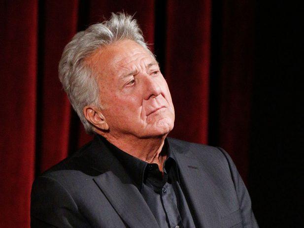 """""""Dustin Hoffman me acoso sexualmente cuando tenía 17 años"""": Anna Graham"""
