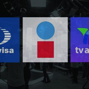 Ratings televisión mexicana 6- 12 de noviembre