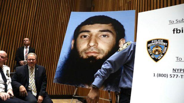 Fiscalía de Manhattan acusa a Saypov de terrorismo