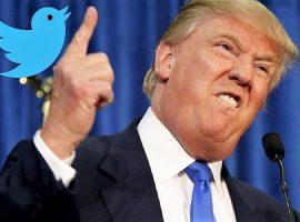 Desactiva empleado molesto la cuenta de Trump en Twitter