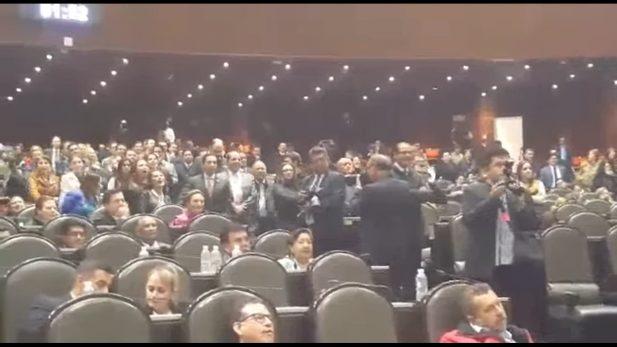 Conapred exige disculpas a diputadas por grito homófobo