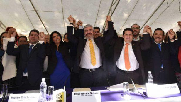 PAN analiza en consejo conformación del Frente Ciudadano