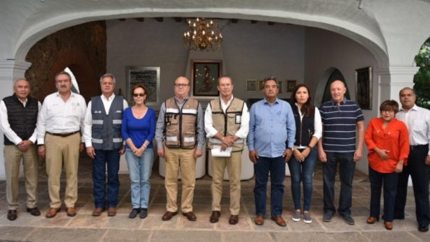 Acuerdan Morelos y SEP reorientar recursos para reconstrucción de escuelas