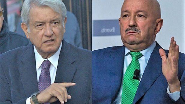 """Hasta """"el innombrable"""" (AMLO) apoya defender el TLCAN: Carlos Salinas"""