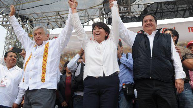 El PT rompe alianza con Morena el Edomex por encuesta