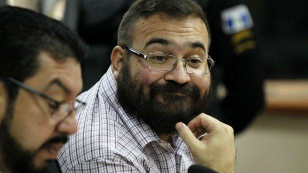 Abogado: jueces de Veracruz ya no podrán intervenir en caso Duarte