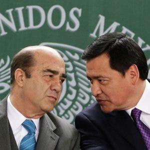 Ligan a Osorio y Murillo con 9 empresas que obtuvieron 2.56 mil MDP