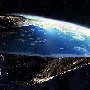 Realizan en EU congreso de personas que creen que el mundo es plano