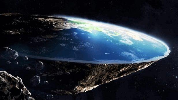 Creyentes de que la Tierra es plana celebran primer congreso