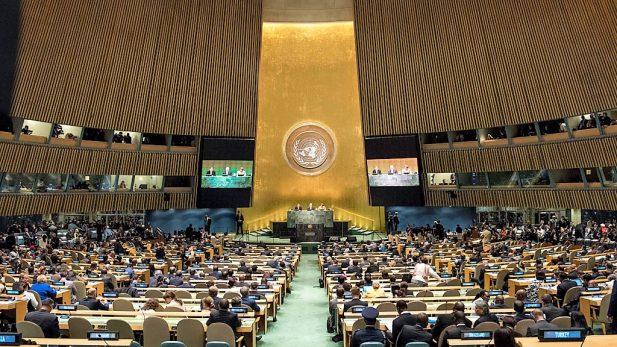 Rechaza ONU bloqueo de Estados Unidos contra Cuba, 191 votos
