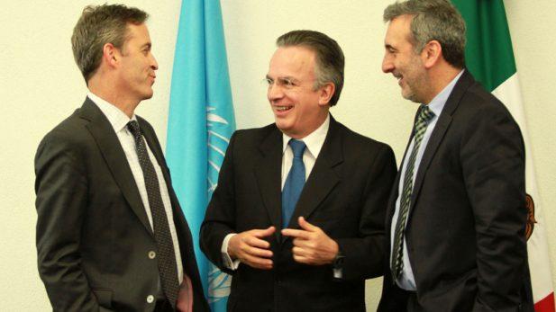Visitadores ONU y CIDH inician gira para evaluar libertad de expresión