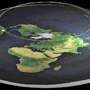 Tripulará cohete casero un estadounidense que cree que la Tierra es plana