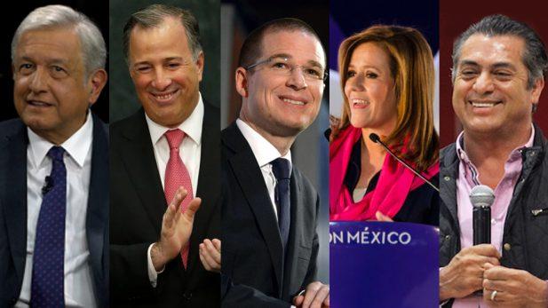 Es posible que en la boleta para la elección presidencial del próximo año terminen apareciendo cinco candidatos. Tienen propuestas distintas en varios temas