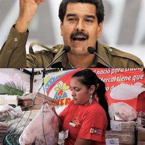 """Navidad sin pierna, Maduro; Portugal; sin """"poder de sabotear jamones"""""""