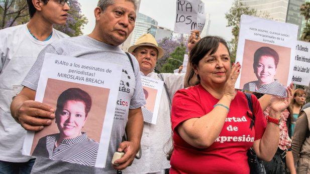 Amenazas por nombre de una fuente, posible causa del asesinato de Miroslava Breach