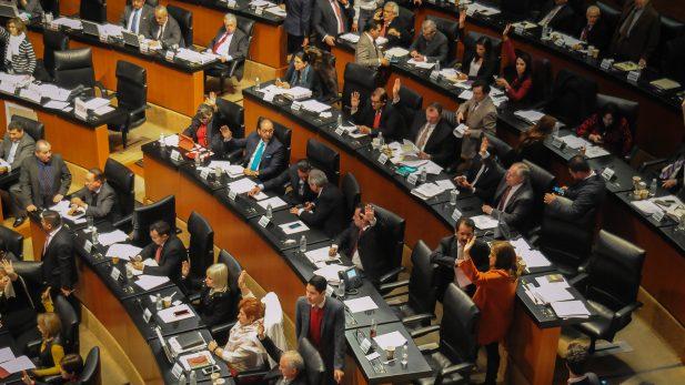 Aprueba Senado reforma penal para castigar con cárcel la pornovenganza