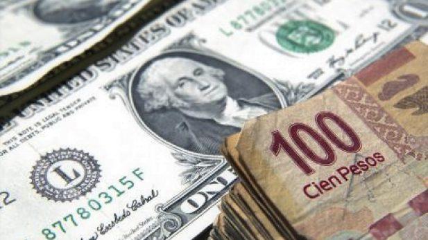 Concatena peso 2 jornadas de avance tras semana deficitaria ante el dólar