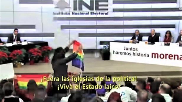Crece el descontento en las filas de Morena por su alianza con el PES