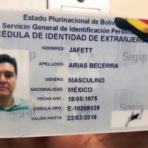 Detienen en Brasil a presunto capo del Cártel Jalisco Nueva Generación